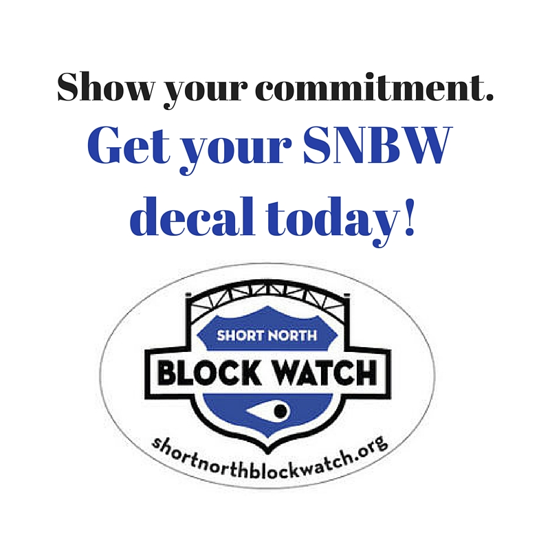 Show criminals Get your SNBW decal today! (1)